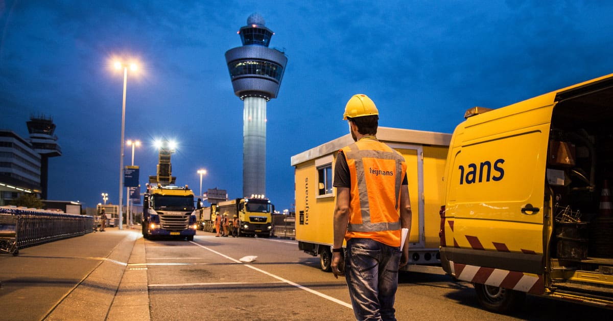 SAP ERP Heijmans