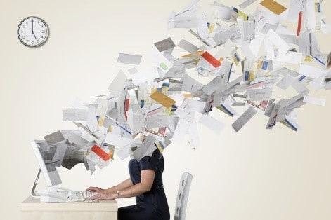 SAP ERP te veel mail