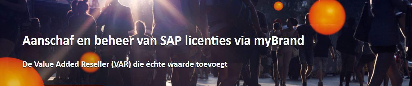 SAP VAR partner Nederland