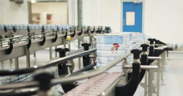 SAP ERP Ausnutria fabriek
