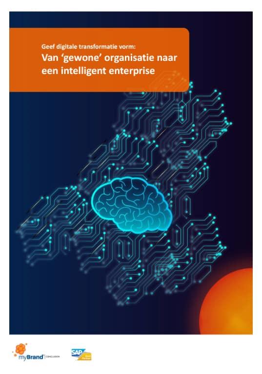 SAP ERP systeem Intelligent Enterpise