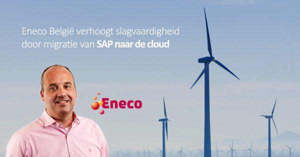 Eneco België SAP ERP Cloud migratie