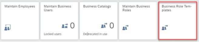 Marketing Cloud roles SAP ERP