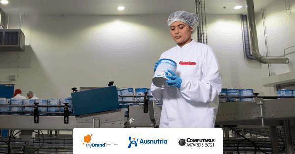 Ausnutria Computable awards 2021
