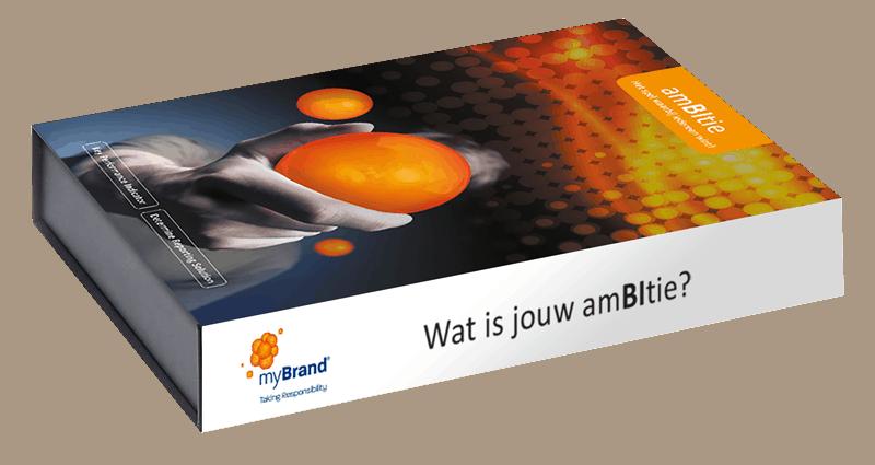 SAP BI spel Ambitie doos
